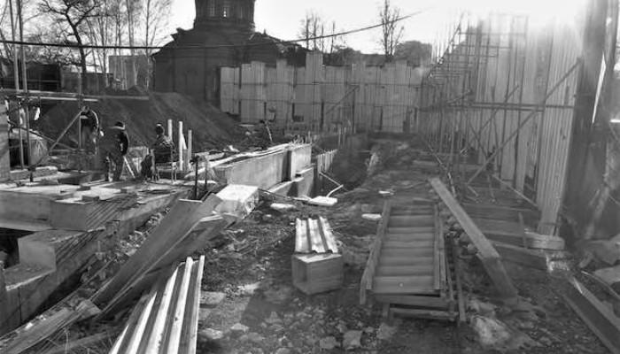 В Екатеринбурге снесен монастырский собор XVIII века