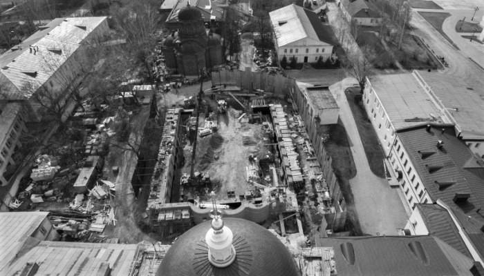 Успенская церковь — бриллиант, который утерян