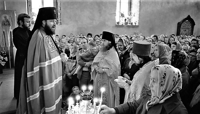 Митрополит Кирилл (Гундяев): Бояться нужно только Бога