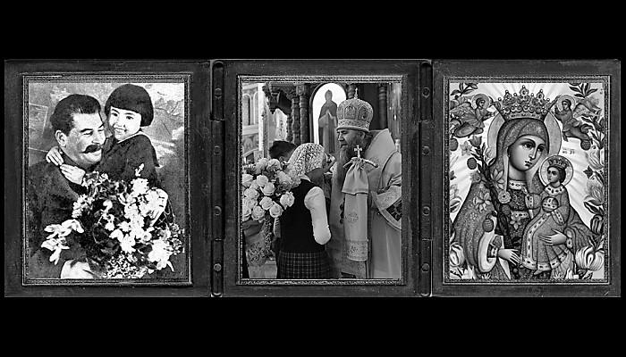 Преданные ученики «родного отца, вождя и учителя»