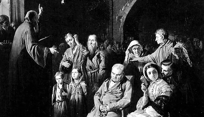 Зачем воскрес Христос: почему религия превратилась в обязанность