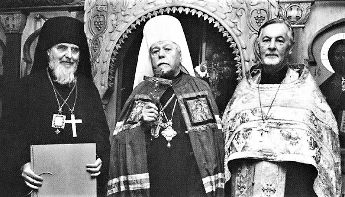 коллекции более фотография архиепископа иоанна шаховского обычных картах является