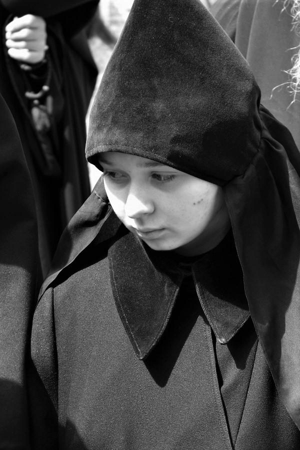 Волгоград, 2006 г. Празднование 15-летия Волгоградской епархии. фото Алексея Плужникова