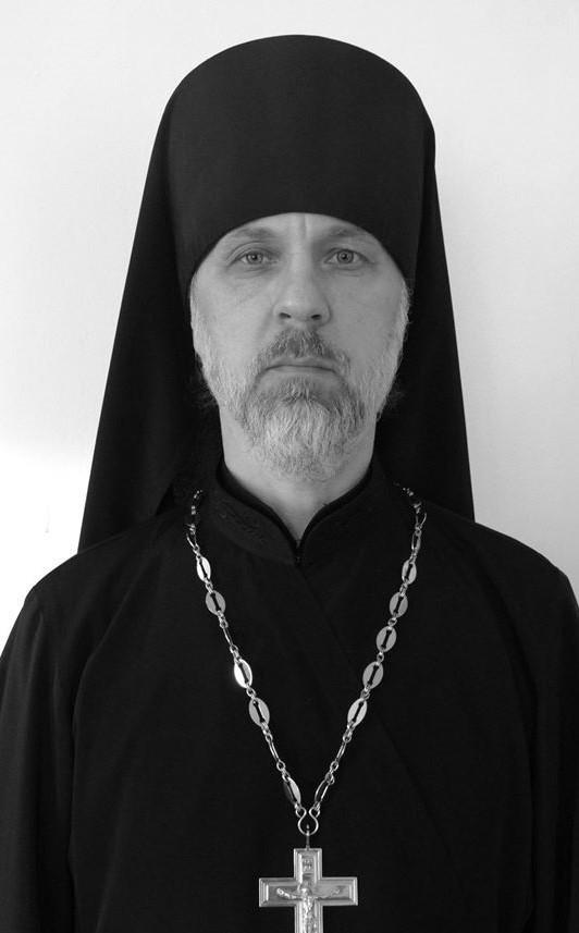 иеромонах Иоанн (Курмояров). фото со страницы фейсбука автора